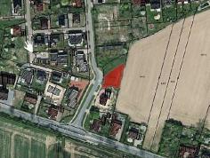 Luftaufnahme zeigt Grundstück am Ziegeleiweg©Stadt Verden (Aller)